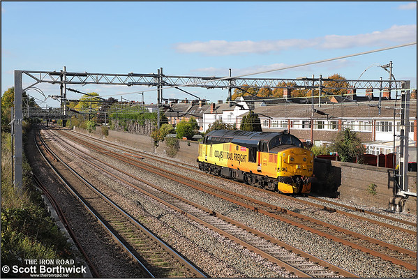 Class 37: Colas Rail
