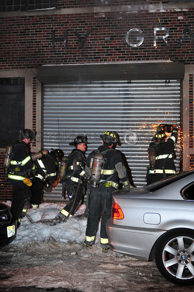 Newark, NJ Working Fire Box 1328 40 4th St. 2/14/10