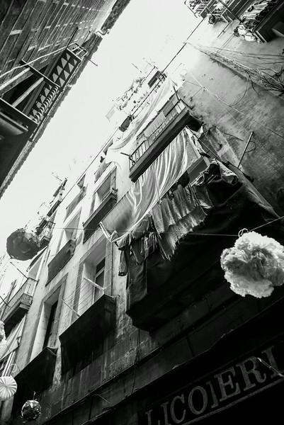 Alley in El Raval