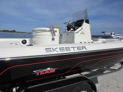 2015 Skeeter SX 240
