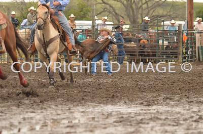 Steer Wrestling Slack