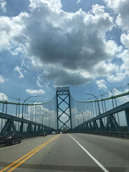 Michigan to Ottawa and Back