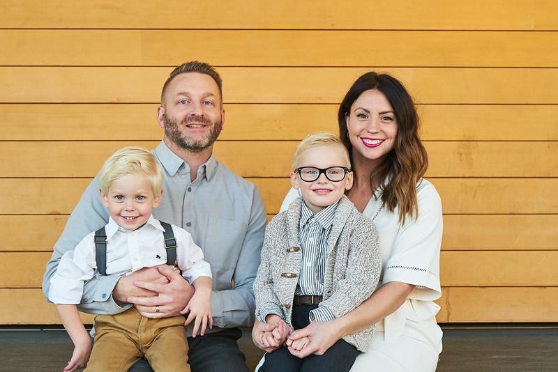 Cunningham Family 2017