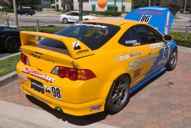 Spoon RSX