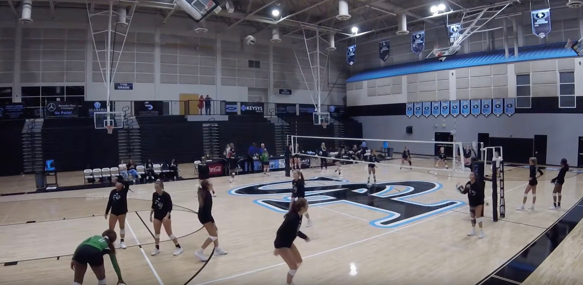 John Carroll Catholic | Spain Park High | Match Video