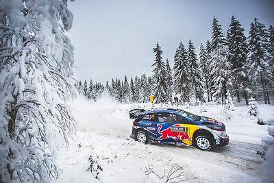 WRC Rally Sweden 2017