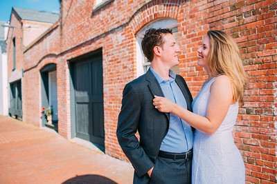 Ben+Lynna Engagements
