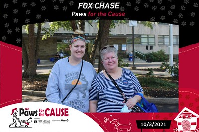 Paws for a Cause-10/3/2021