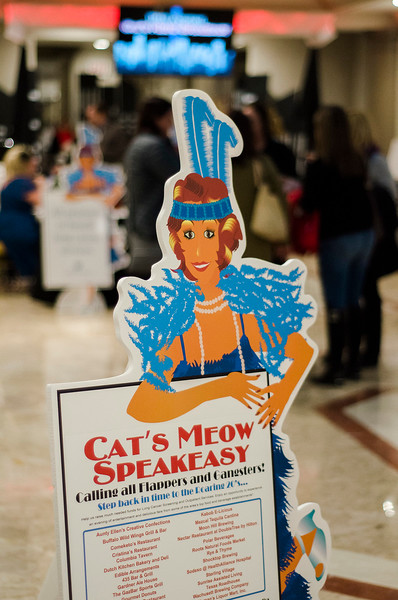 11th Annual Cat's Meow Speakeasy