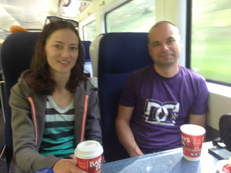 Going to Limerick.