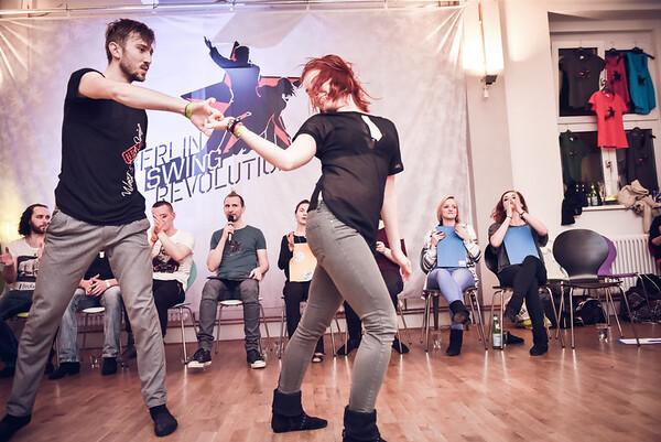 2016 Berlin Swing Revolution