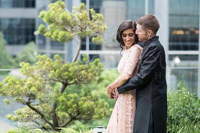 Aliya & Nathan - Wedding