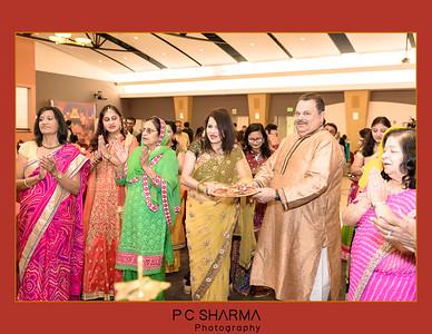 RANA Diwali Function 2016