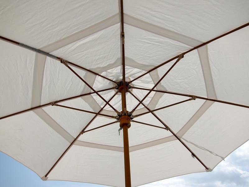 Umbrella Cliffside below Sundancer