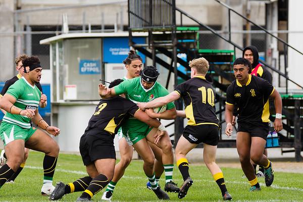 Wellington U19 v Manawatu U19