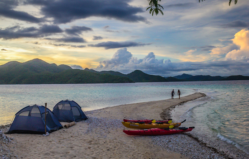 Southeast Asia Adventures Kayaking in Philippines