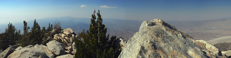 Mt. San Jacinto - June 2008