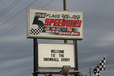SnowBall Derby @ Pensacola with Johnny Clark  12-7-2008