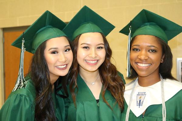 2016 Lake Ridge High School Graduation