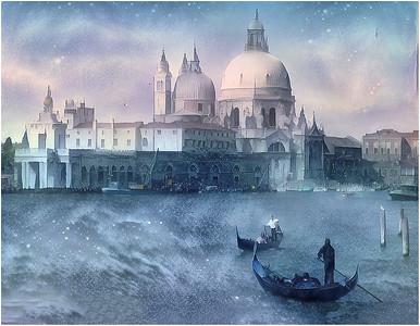 Venice: Santa Maria della Salute