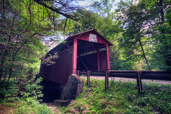 Pennsylvania - Columbia County Covered Bridges
