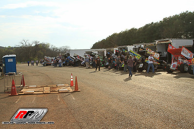 """Lincoln Speedway - 4/15/17 - Ed """"Lugnut"""" Funk"""