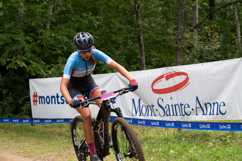 Laurie Arseneault (Canada)
