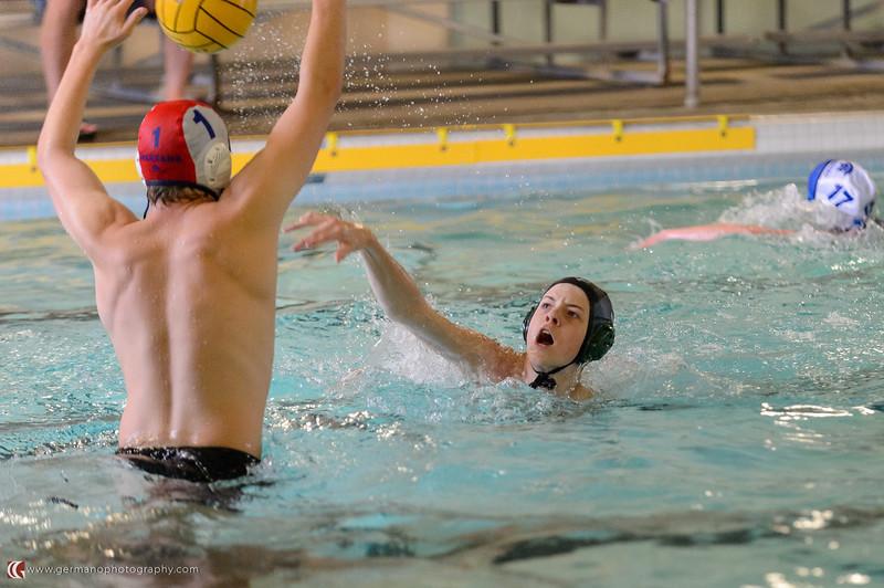 THS JV Coed Water Polo vs Hillsboro