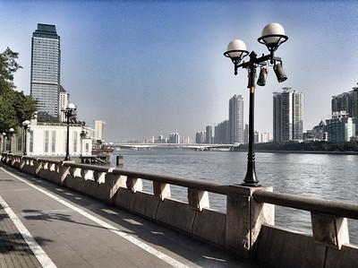 Guangzhou China 2013 iPad photos