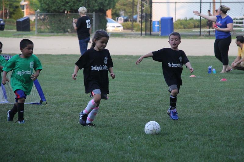 Rylie Soccer 7-29-15