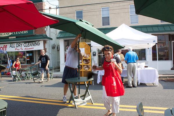 Farmers Market July 2011