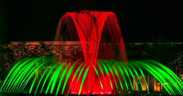 Longwood Gardens' Fountains