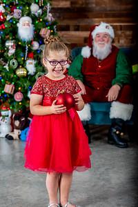 Lauren & Santa - Final