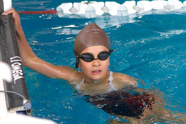 Wenona Junior School Swimming Carnival 2013 02 12
