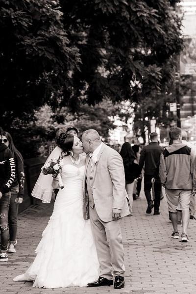 Central Park Wedding - Lubov & Daniel