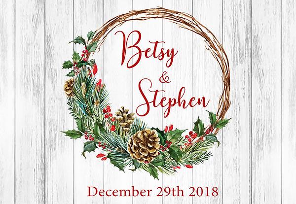 Betsy & Stephen