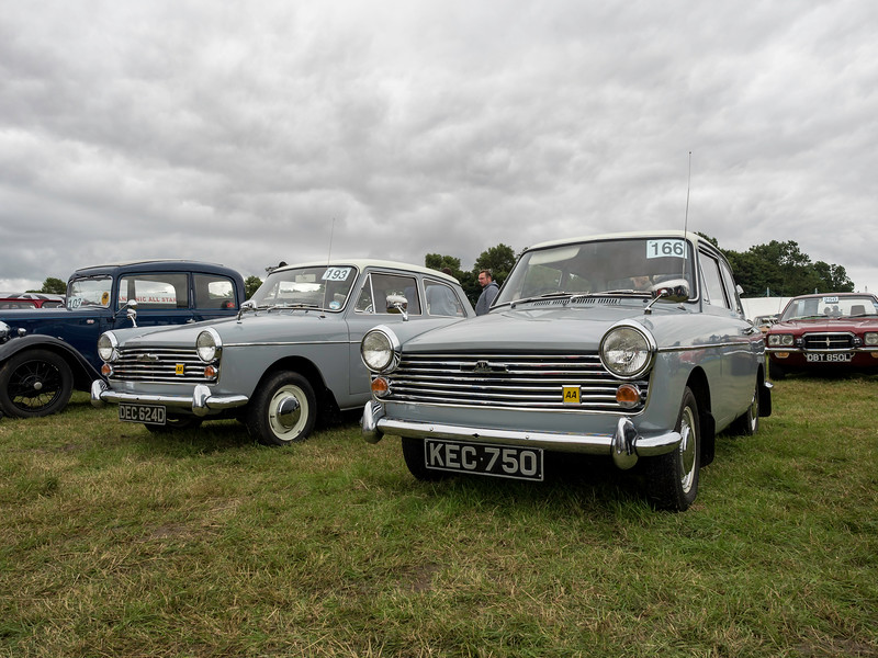 1962 and 1966 Austin A40 'Farinas'