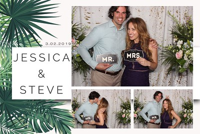Steve and Jessica Wedding March 2, 2019