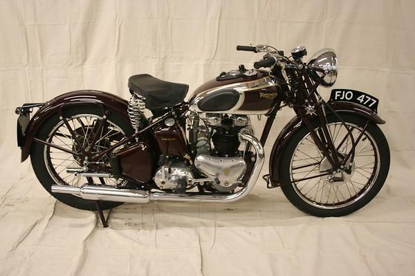 1938 Triumph Speed Twin 5T