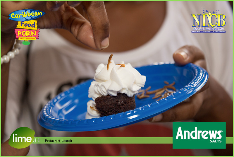"Andrews says, ""Indulge in something different""!"