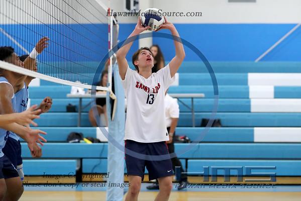 High School Boys Volleyball 2018