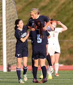 Beverly v Peabody NEC Girls Soccer