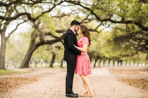 Natalie & Riley Engagement Portraits