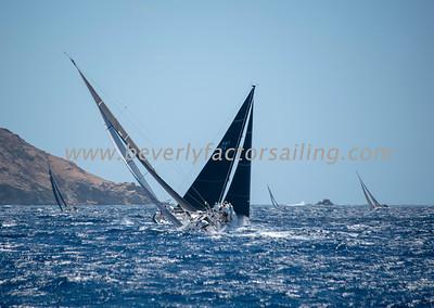EL OCASO - Under Sail