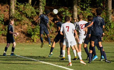 Boys Varsity Soccer vs. Carolina Day School