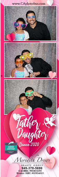 2020 Father Daughter Dance