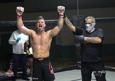 Nathan Mitchell  MMA  Kyle Koziel