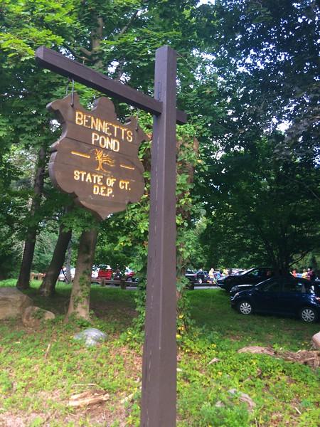 August 23, 2015 - Bennett's Pond Run
