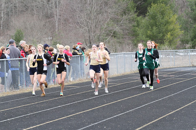 Kingsley Rodes Relays - Girls 1600