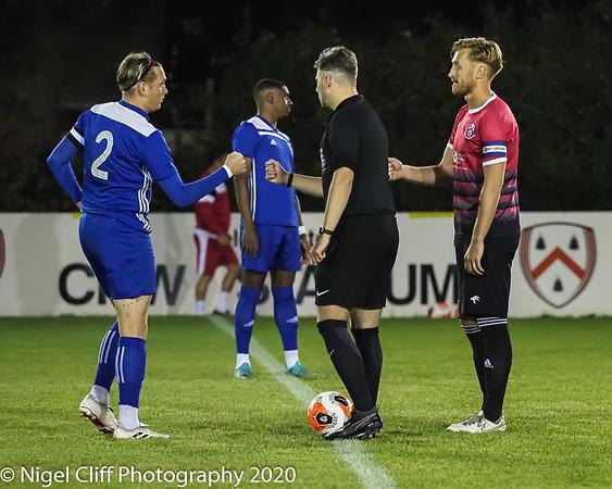 MFLP AFC Wulfrunians 1 Lye Town 1 (22.09.2020)